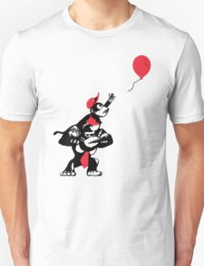 Balloon Apes Unisex T-Shirt