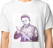 Halloween | Michael Myers | Tony Moran | Galaxy Horror Icons Classic T-Shirt