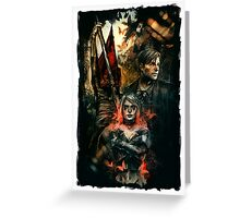Silent Hill 2 Greeting Card