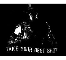 Erron Black Photographic Print