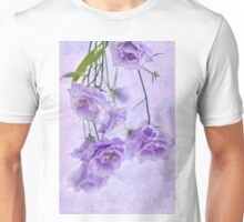 Campanella Blossoms Suspended - Macro Unisex T-Shirt