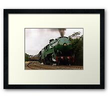 The 3801 Framed Print