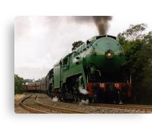 The 3801 Canvas Print