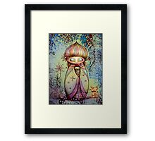 kawaii Framed Print