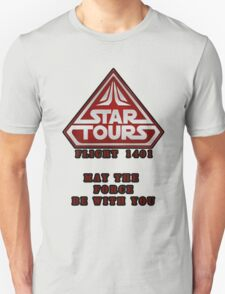Star Tours 1401- RED T-Shirt