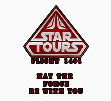 Star Tours 1401- RED Unisex T-Shirt