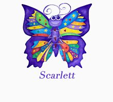 A Yoga Butterfly for Scarlett Unisex T-Shirt