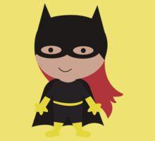 Cutie Batgirl by melissagavin