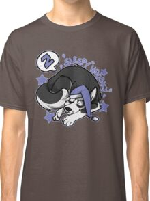 Sleepy Hoosky Classic T-Shirt