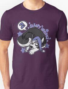 Sleepy Hoosky T-Shirt