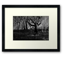 Rural Outlook Framed Print