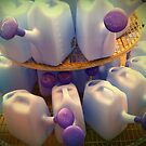 Watering cans by waxyfrog