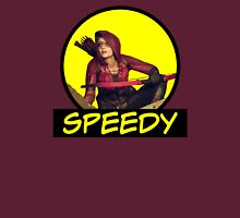 Speedy - Thea Queen - Comic Yellow Homage Unisex T-Shirt