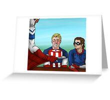 Happy Birthday, Steve! Greeting Card