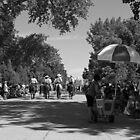 Small Town America IX ~The Parade~ by Rachel Sonnenschein
