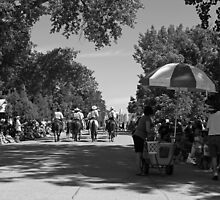 Small Town America IX ~The Parade~ by Rachel Sonnenschein
