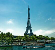 Paris #1 by EblePhilippe