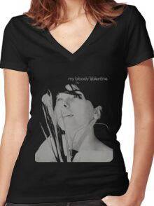 My Bloody Valentine - You Made Me Realise Women's Fitted V-Neck T-Shirt