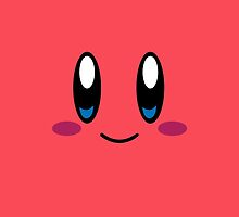 Kirby Face (Red)  by samaran