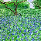 Spring Bloom spread by Sesha