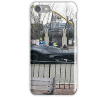 Batman The Ride Batmobile! iPhone Case/Skin