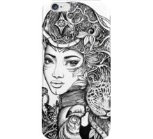 Mother of the Jungle iPhone Case/Skin