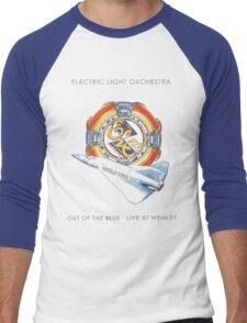 E.L.O. Live WEMLEY Men's Baseball ¾ T-Shirt
