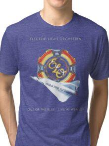 E.L.O. Live WEMLEY Tri-blend T-Shirt