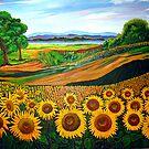 Flowers of Joy by Sesha