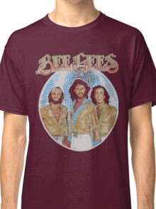 Bee Gees DISCO BALL Classic T-Shirt