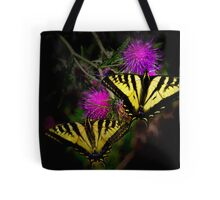 Stick Together ~Swallowtail Butterflies ~ Tote Bag