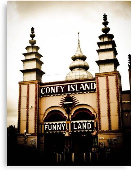 CONEY ISLAND by Jason Dymock Photography