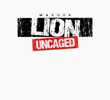 """Mac OS X Lion """"Uncaged"""" Unisex T-Shirt"""
