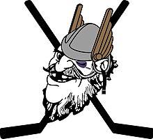 Vandal Hockey  by thealenalee