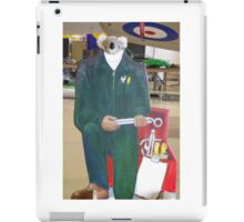 For the Mechanic In Us All iPad Case/Skin