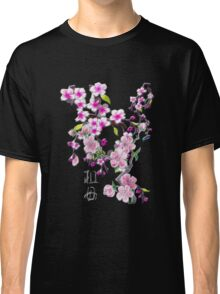 Japanese Cherry Blossoms Classic T-Shirt