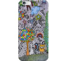 Another Doodly World iPhone Case/Skin