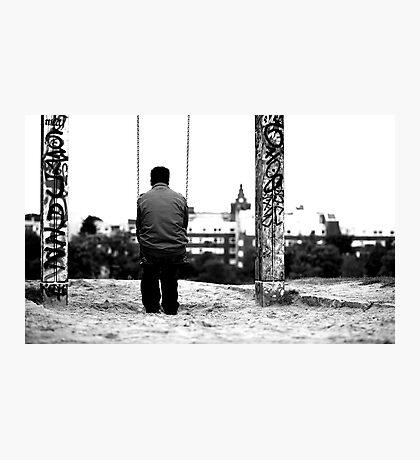 Lonely... Photographic Print