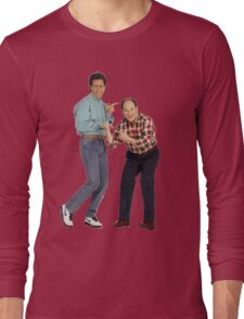 George and Jerry Long Sleeve T-Shirt