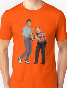 George and Jerry Unisex T-Shirt