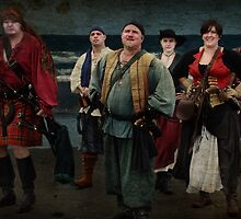 Band Of Buccaneers by Heather Haderly