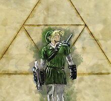 Hero of Time by HunterJ55