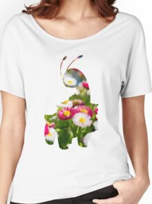 Meganium used petal blizzard Women's Relaxed Fit T-Shirt