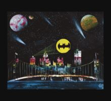 Spraypaint Gotham Kids Clothes