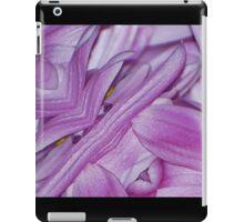 Flowerman iPad Case/Skin