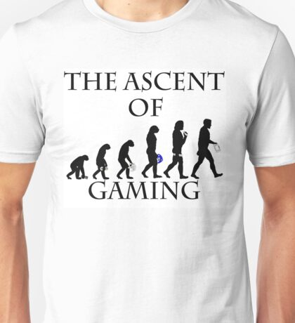 The Ascent of Gaming Unisex T-Shirt
