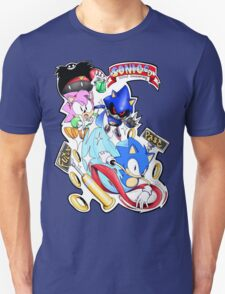 Sonic CD 22nd Anniversary T-Shirt