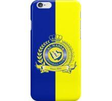 Al-Nassr fc iPhone Case/Skin