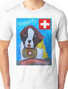 St Berbard Switzerland T-Shirt