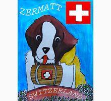 St Berbard Switzerland Unisex T-Shirt